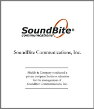 SoundBite Communications.