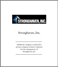 Stronghaven.
