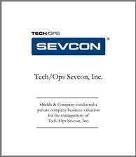 Tech/Ops Sevcon.