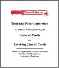 Trim-Rite Corporation. trim-rite food corporation.jpg