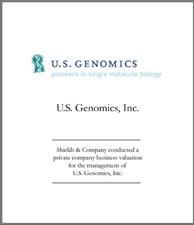 U.S. Genomics. us-genomics-valuation.jpg