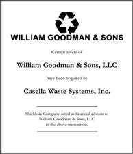 William Goodman & Sons, LLC.