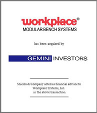 Workplace Modular Bench Systems.