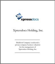 Xpressdocs Holding.
